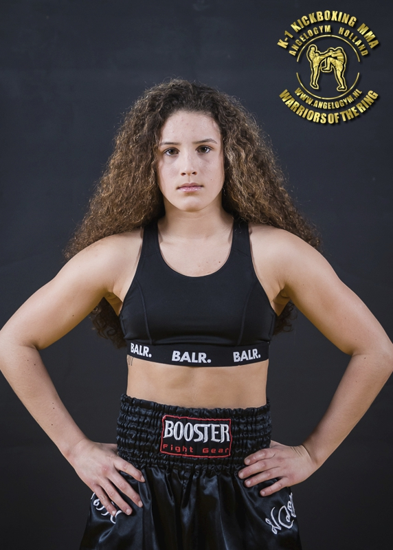 manon leeuwinga fighter angelogym