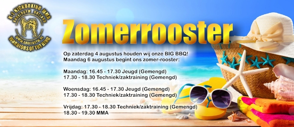 zomerrooster site